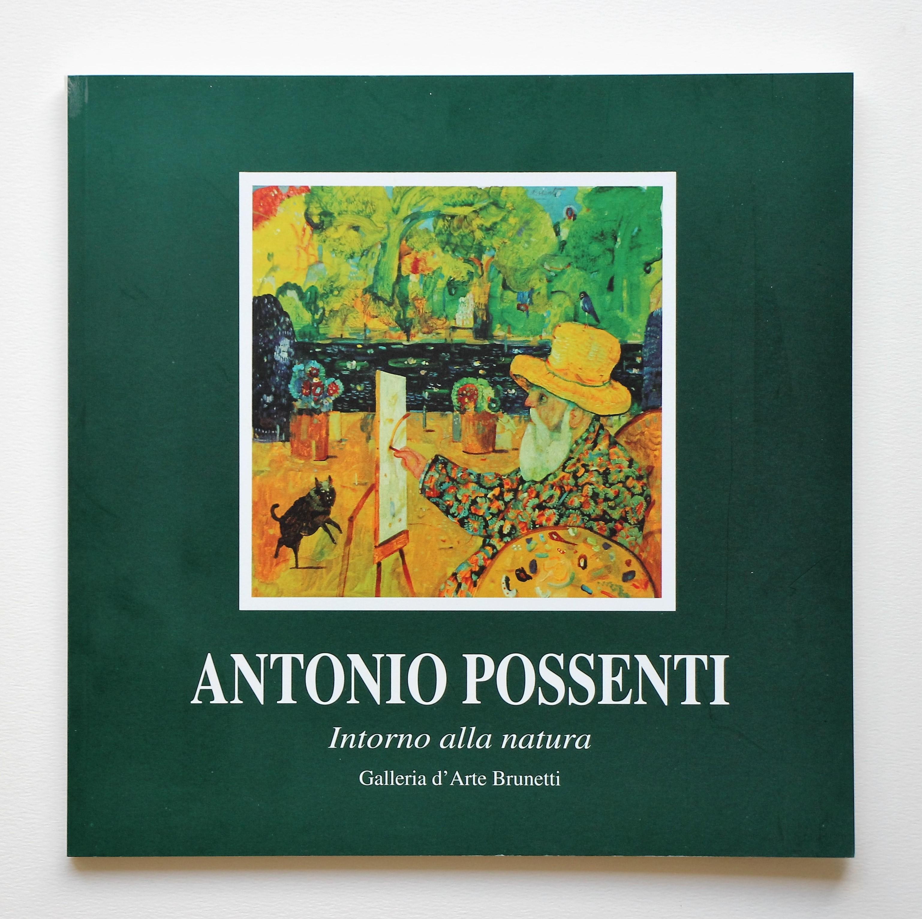 """""""Intorno alla natura"""" anno 2001 pagine 58 cm. 21x21"""