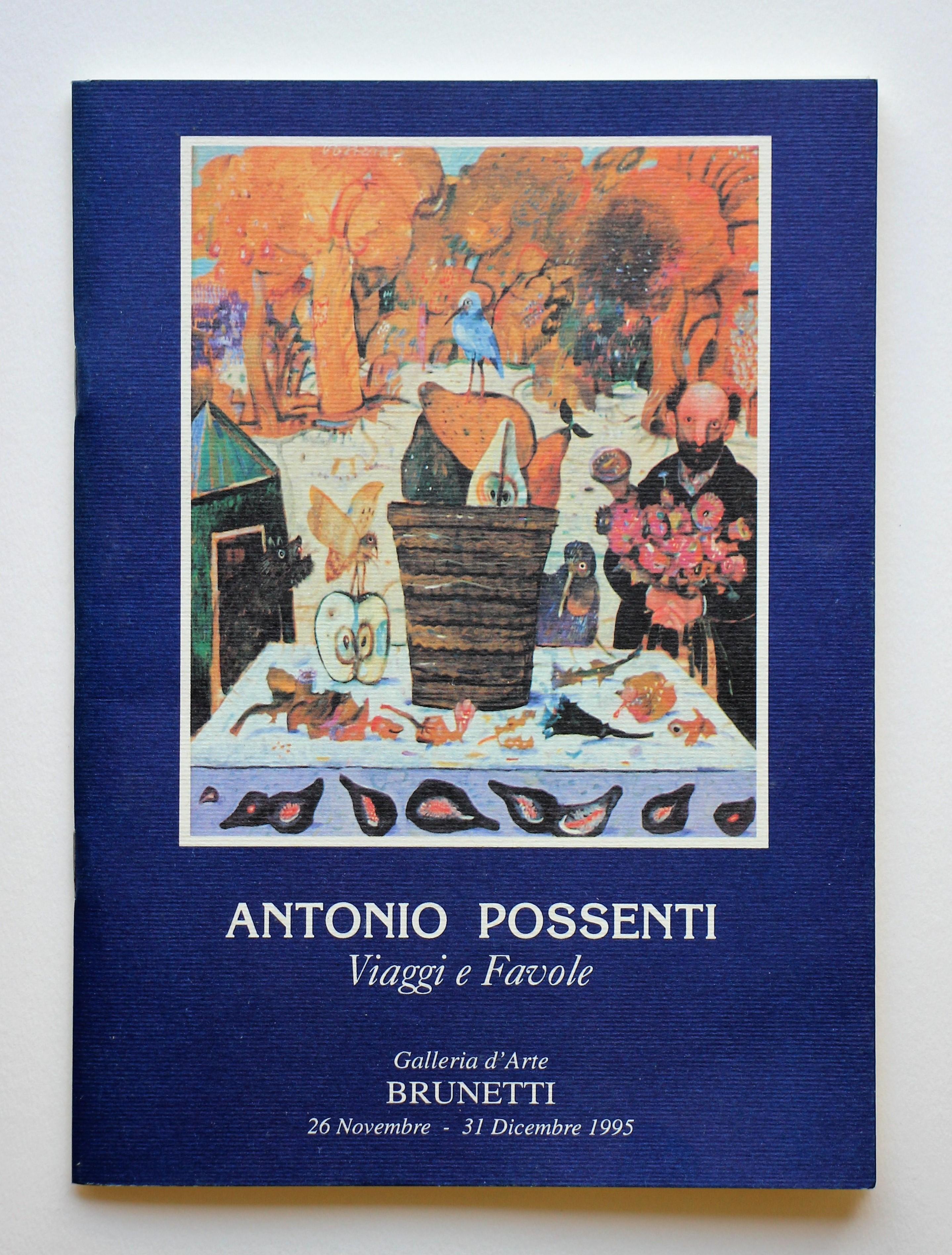 """""""Viaggi e favole"""" pagine 34 anno 1995 cm. 21x15,3"""