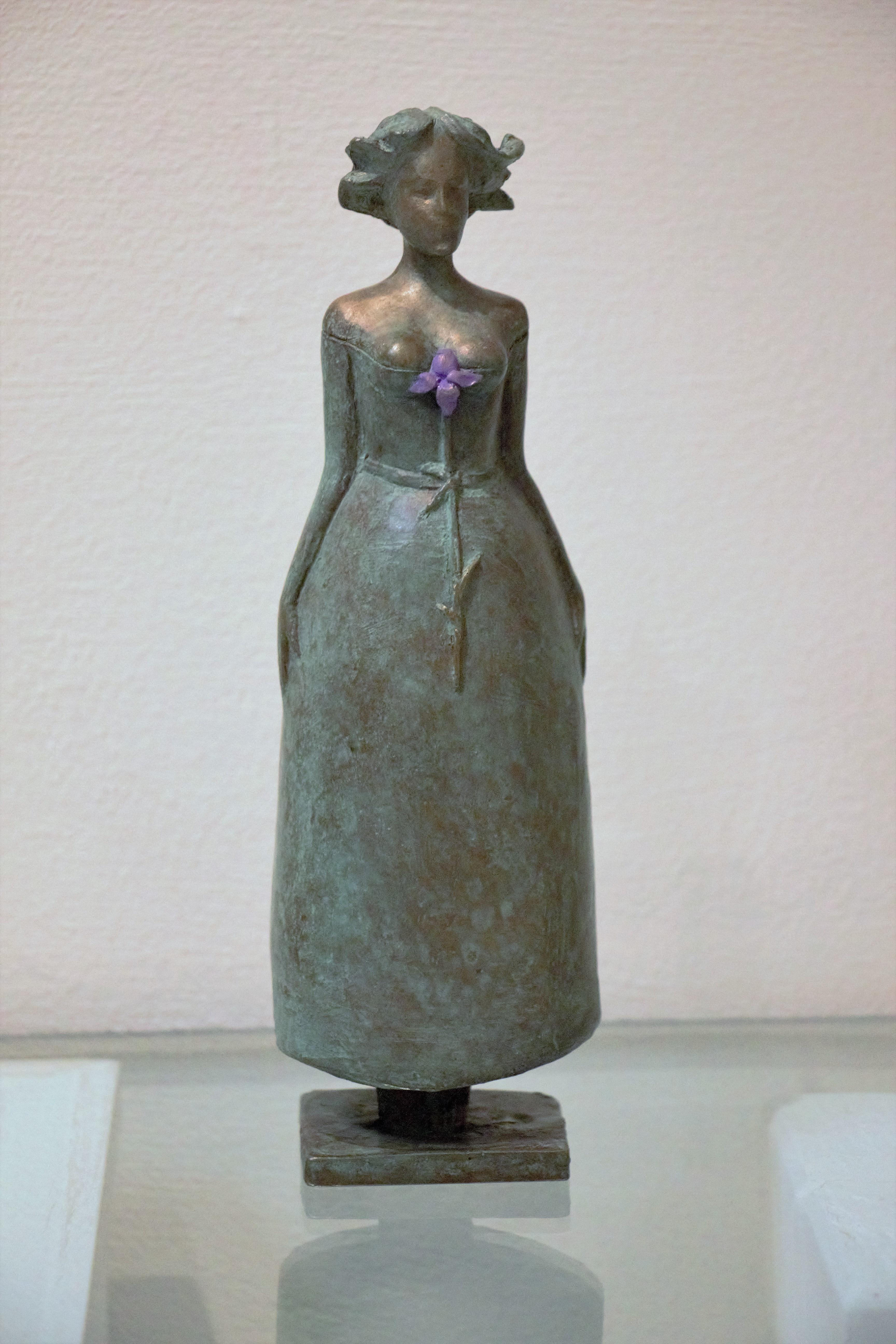 """""""Fiorenza"""" bronzo tiratura 75 esemplari - Altezza cm. 25"""