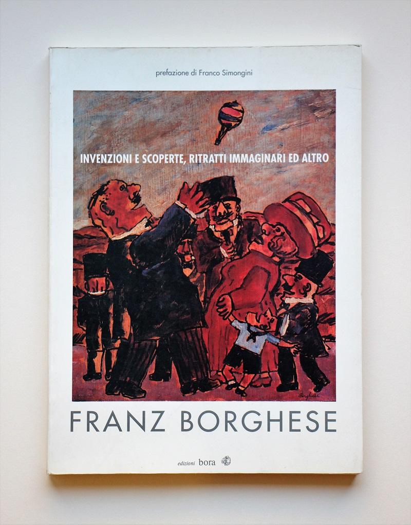"""""""Invenzioni e scoperte, ritratti immaginari ed altro""""  anno 1992  pagine 79  cm. 21,2x29"""