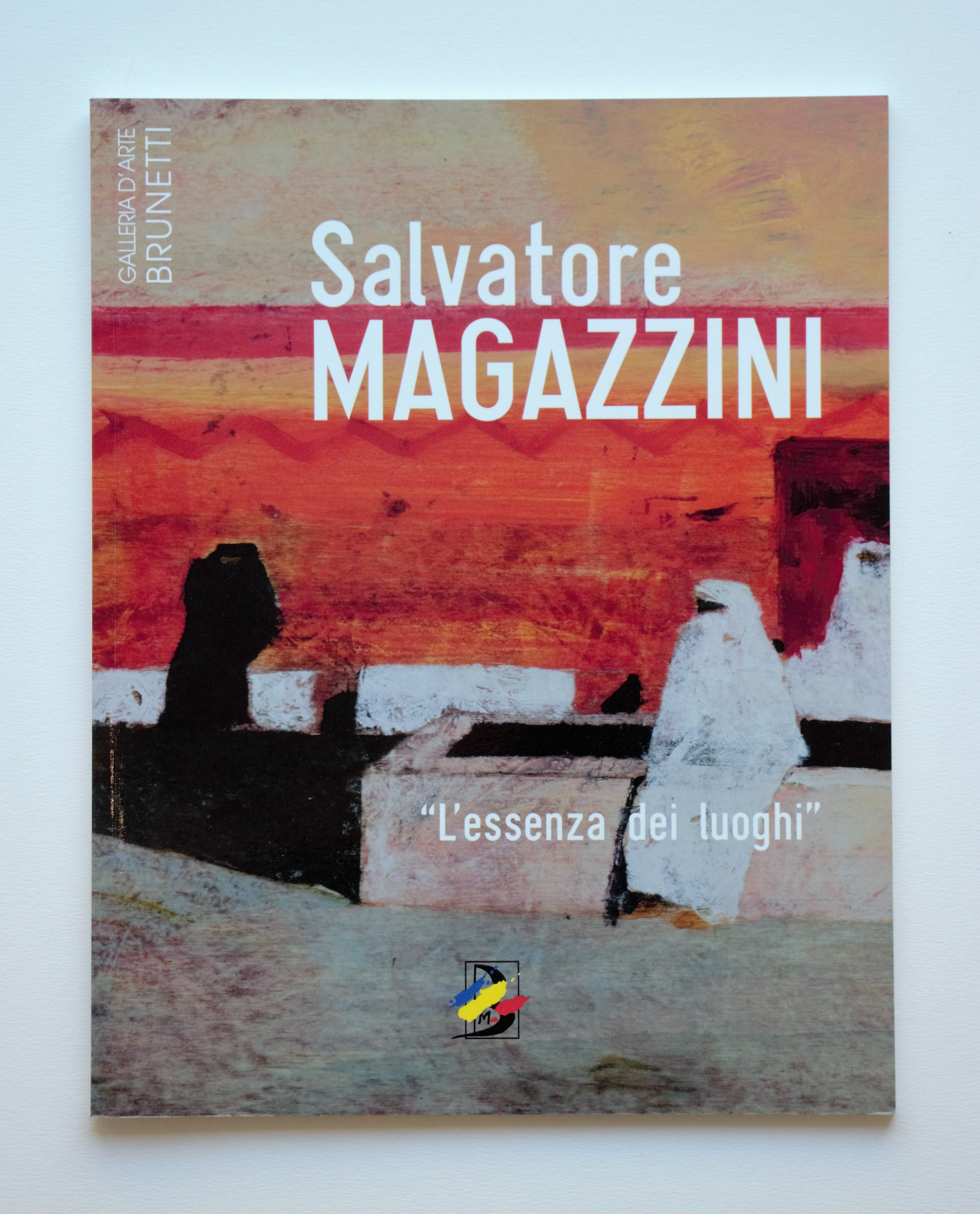 """""""L'essenza dei luoghi"""" anno 2013 pagine 55 cm. 22,5x28,5"""