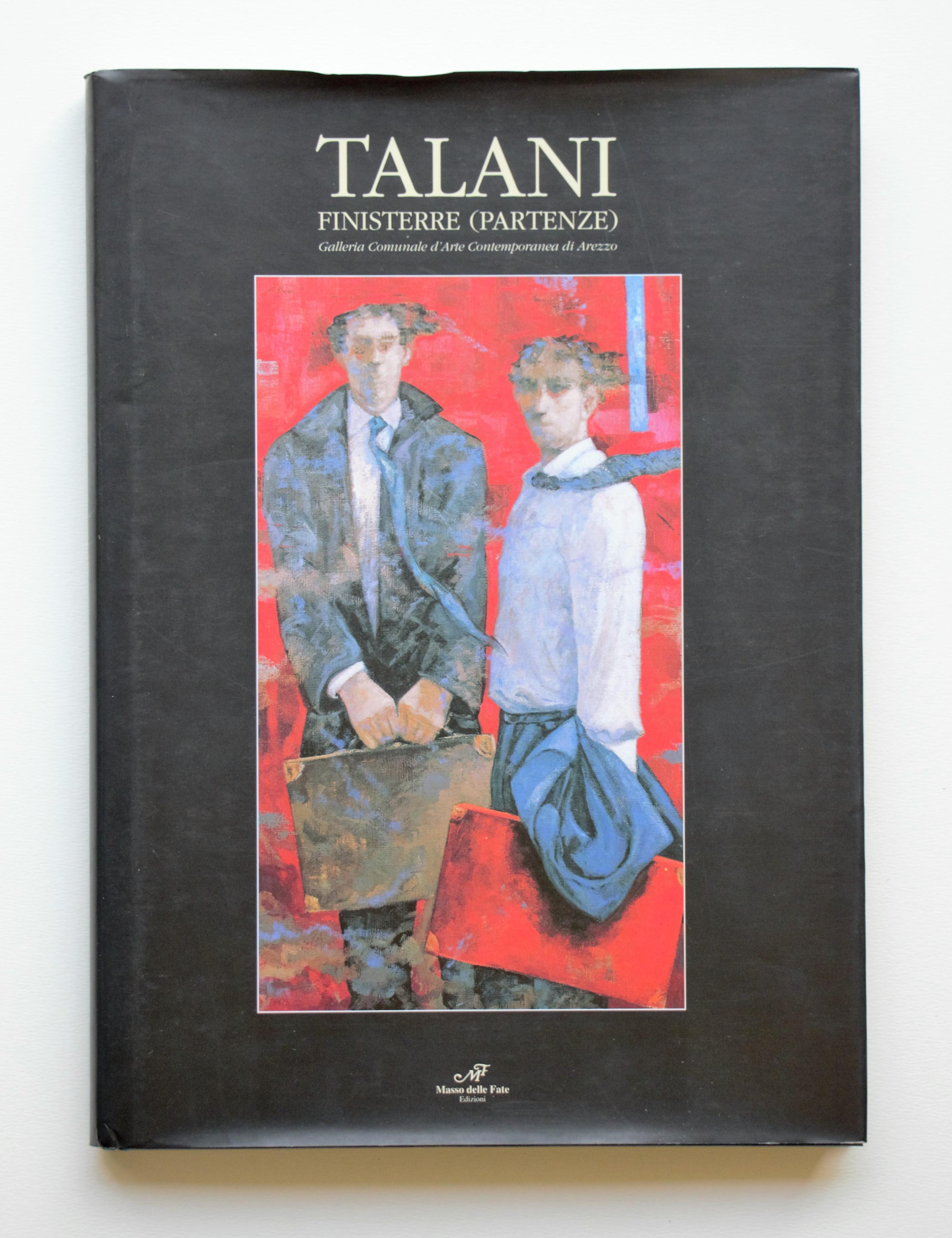 """""""Finisterre partenze"""" anno 2002 pagine 116 cm. 22x30,5"""