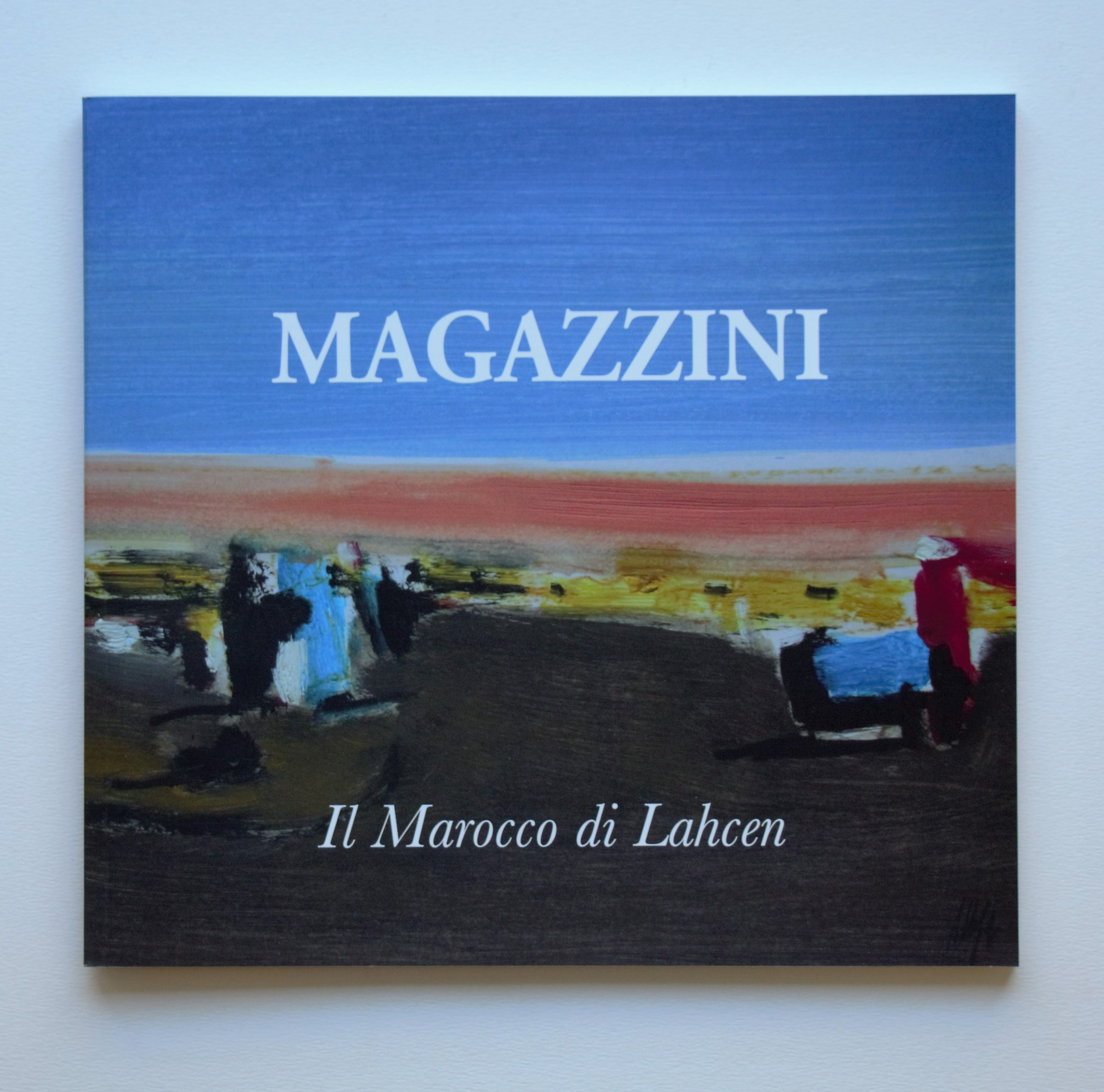 """""""Il marocco di lahcen"""" anno 2016 pagine 68 cm. 21,5x23"""