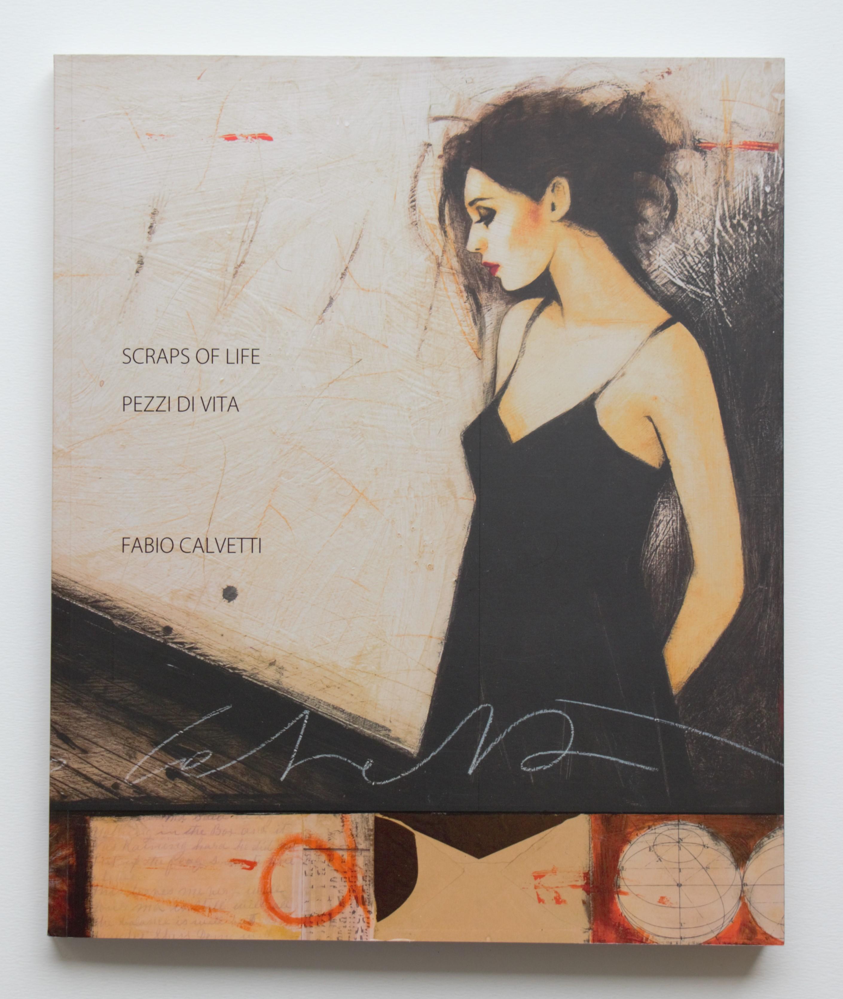 """Pezzi di vita"""" anno 2016 pagine 110 cm. 23x28"""