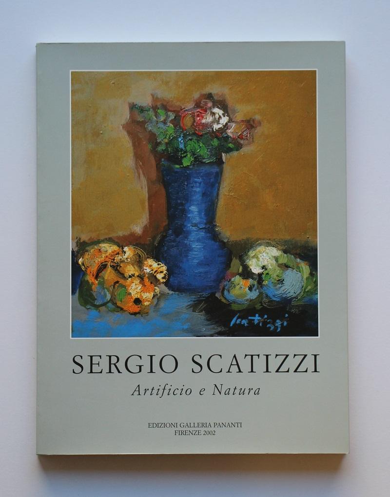 """""""Artificio e natura"""" anno 2002  pagine 142  cm. 28x21"""
