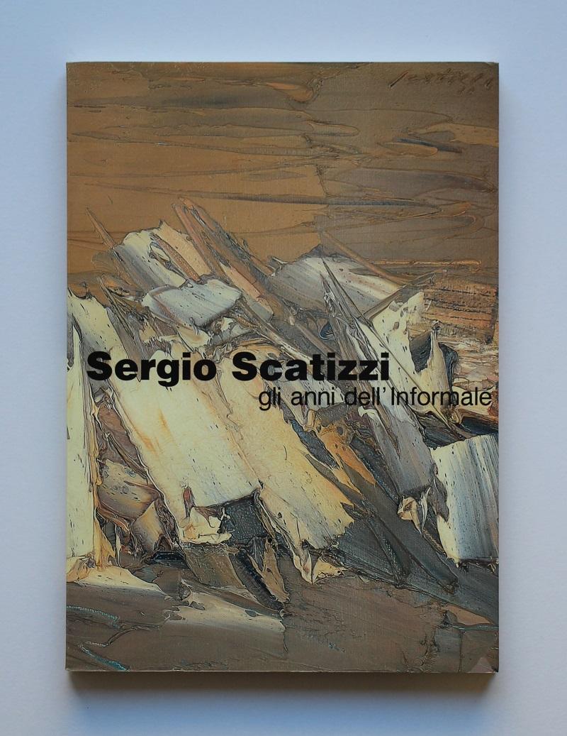 """""""Gli anni dell' informale"""" anno 1997 pagine 111  cm. 24x17"""