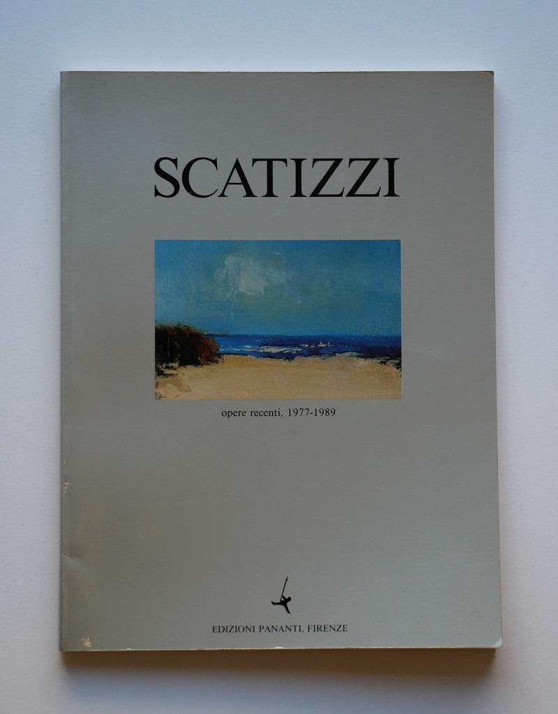 """""""Opere recenti"""" anni 1977-1989 pagine 45  cm. 28x21"""